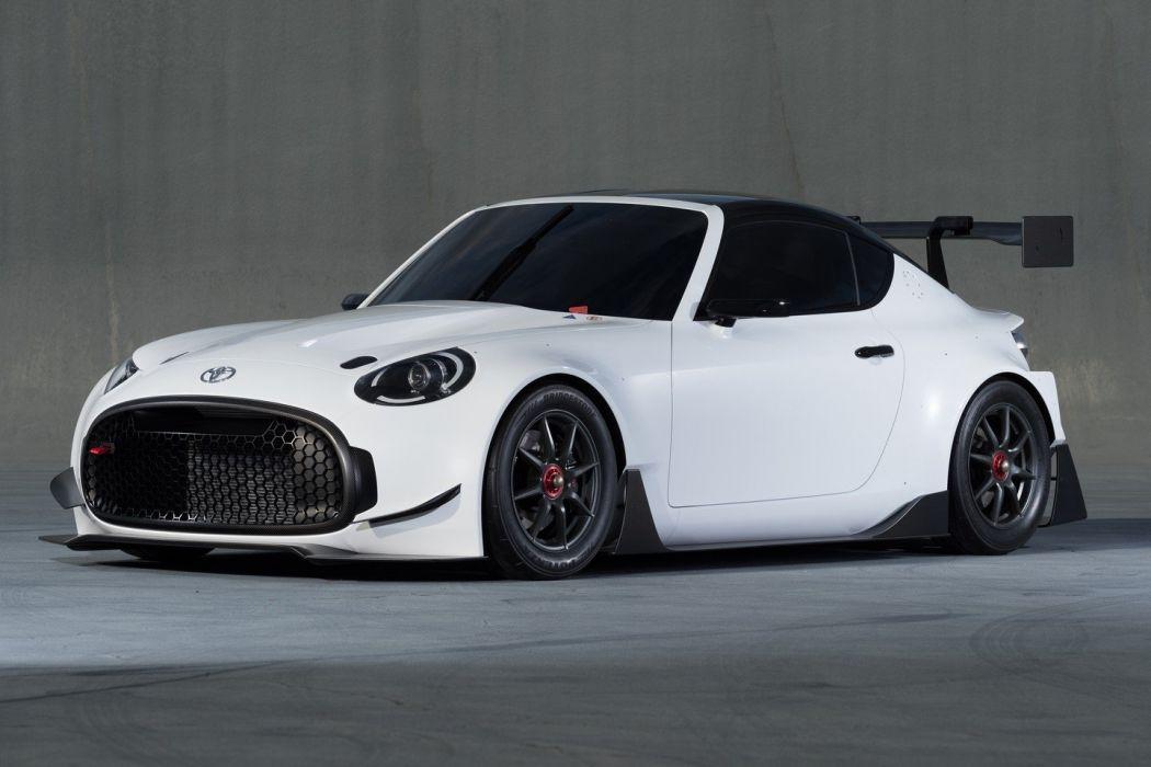 Toyota S-FR Racing Concept 2015 cars wallpaper