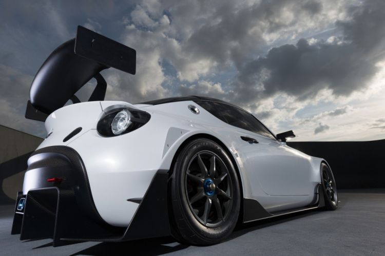 Toyota S-FR Racing Concept 2015 cars wallpaper
