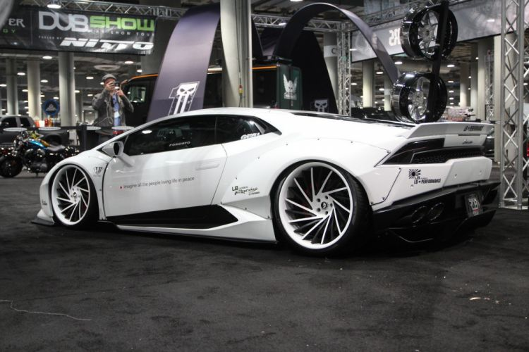 Tuning Highlights Los Angeles Auto Show 2015 cars wallpaper