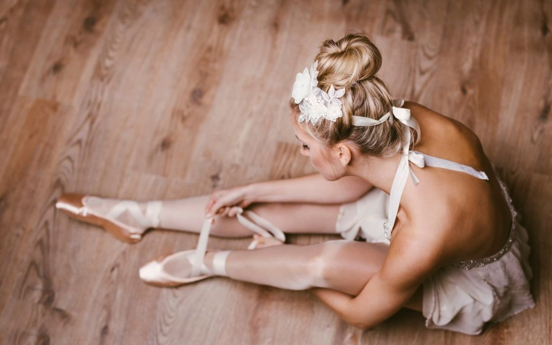 studio ballet shoes fatigue ballerina girl mood dance dancing wallpaper