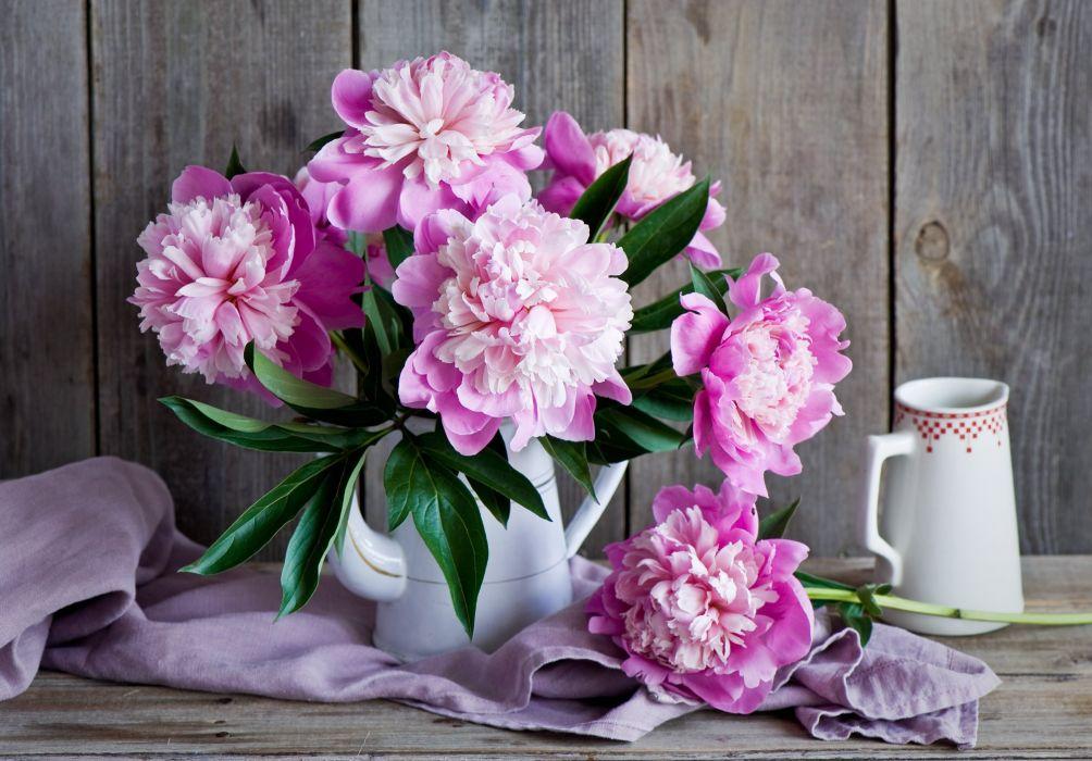 peonies bouquet wallpaper 2000x1394 849030 wallpaperup