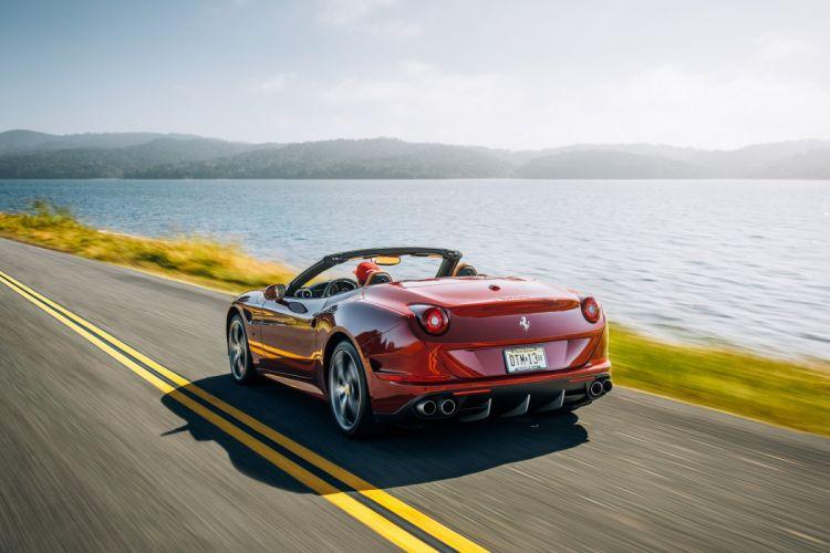 2015 Ferrari California T US-spec Pininfarina supercar wallpaper