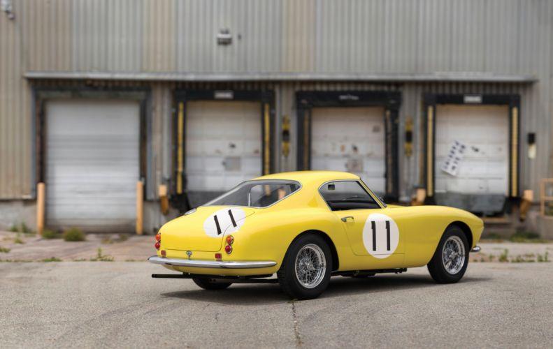 1960-62 Ferrari 250 G-T Berlinetta Passo Corto Competizione Pininfarina supercar classic wallpaper