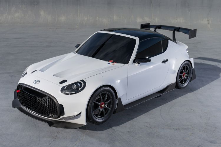 2016 Toyota S-FR Racing Concept race tuning wallpaper