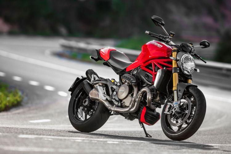 2016 Ducati Monster 1200S bike motorbike motorcycle wallpaper