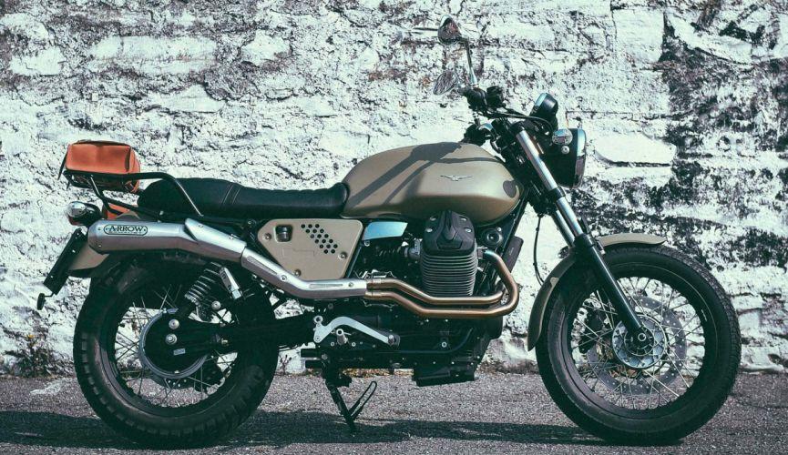 2016 Moto Guzzi Garage V7II Legend Kit bike motorbike motorcycle v-7 wallpaper