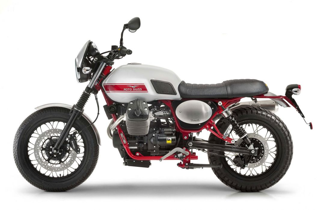 2016 Moto Guzzi V7II Stornello bike motorbike motorcycle wallpaper