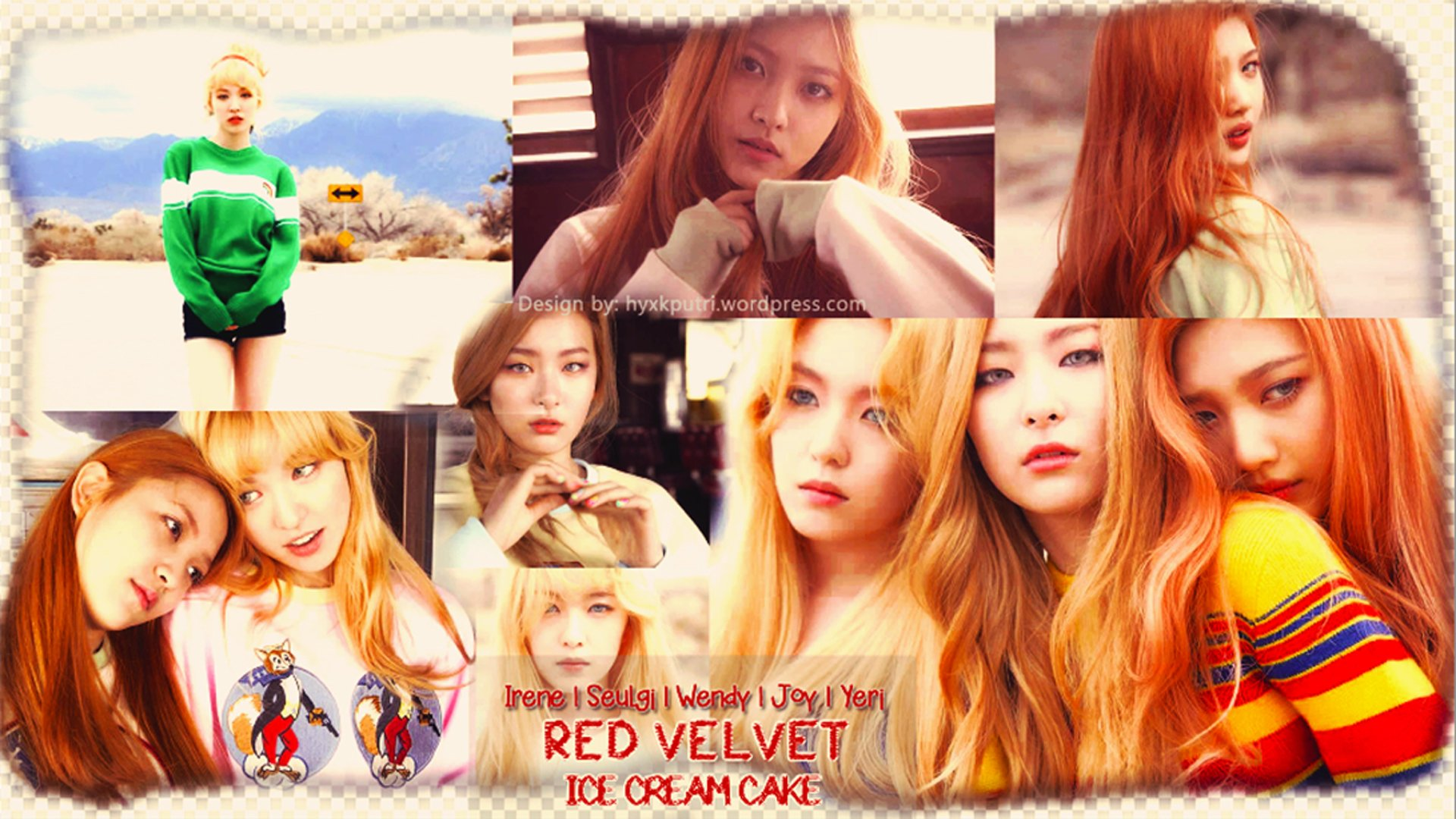 Red Velvet Kpop Hd Wallpaper Red Velvet Images Red Velvet Kpop Hd