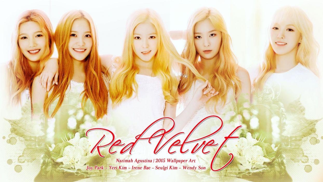Red Velvet Kpop Pop Dance K Pop Asian Oriental 1rvel Poster