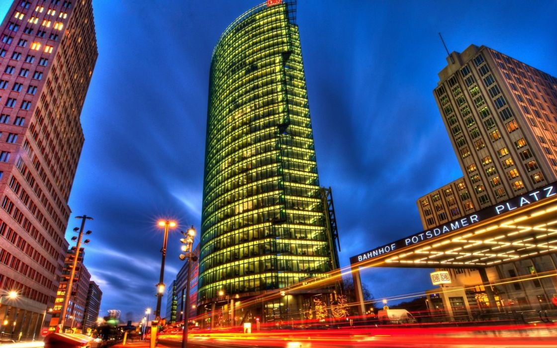 Architecture Berlin building germany wallpaper