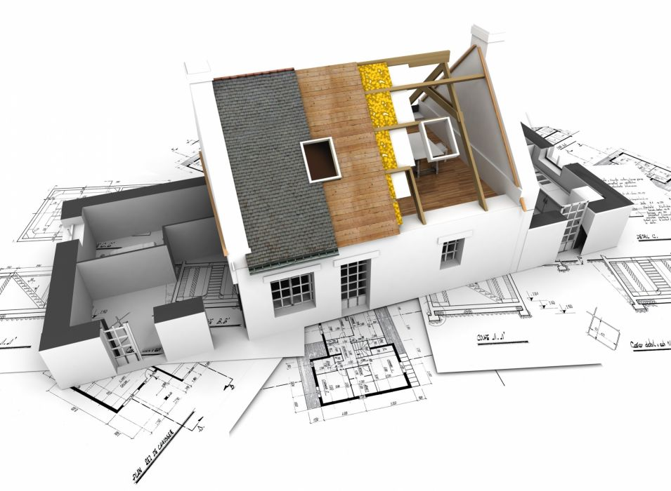 house layout drawing interior design wallpaper