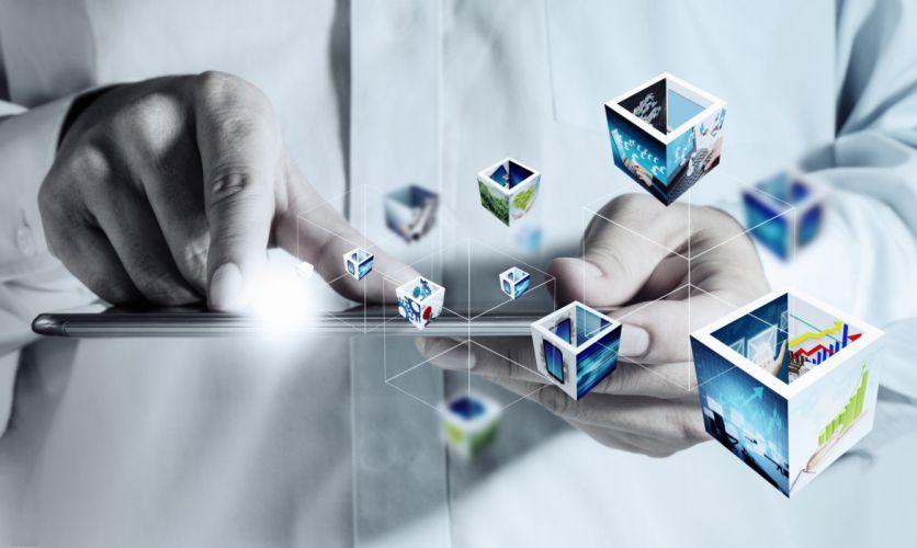 innovation media progress technology wallpaper