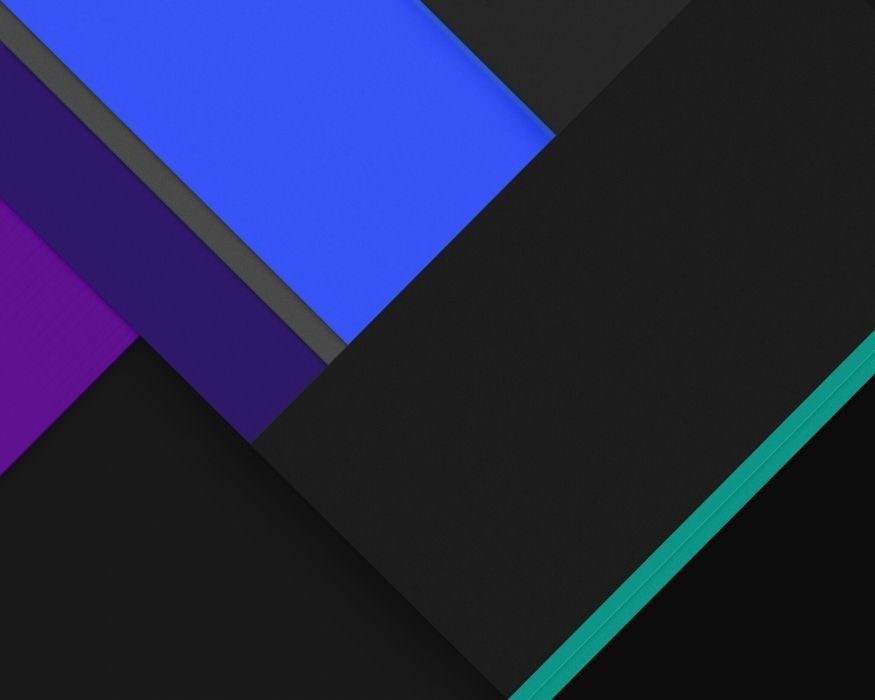 android line blue black abstraction wallpaper