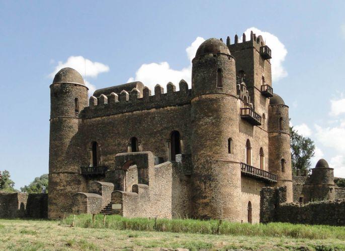castillo fasiladas espaA wallpaper