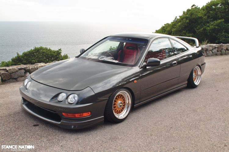 Honda Integra Custom Tuning Wallpaper 1600x1067 850196