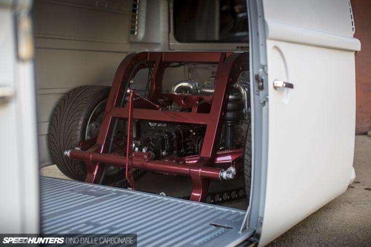 1977 Volkswagon Van custom tuning bus classic wallpaper