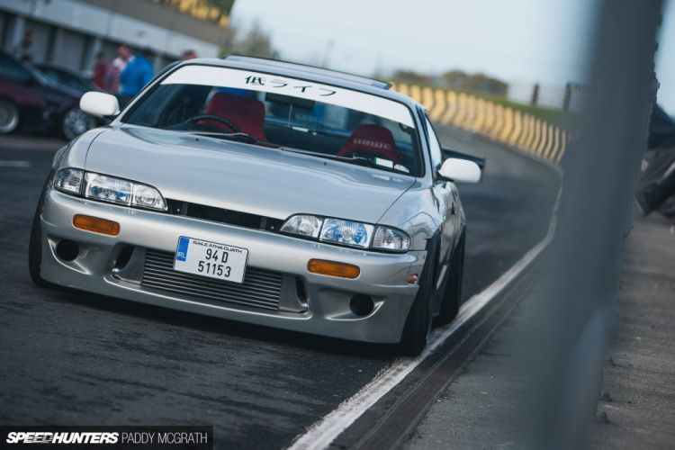 Nissan s14 Silvia custom tuning wallpaper