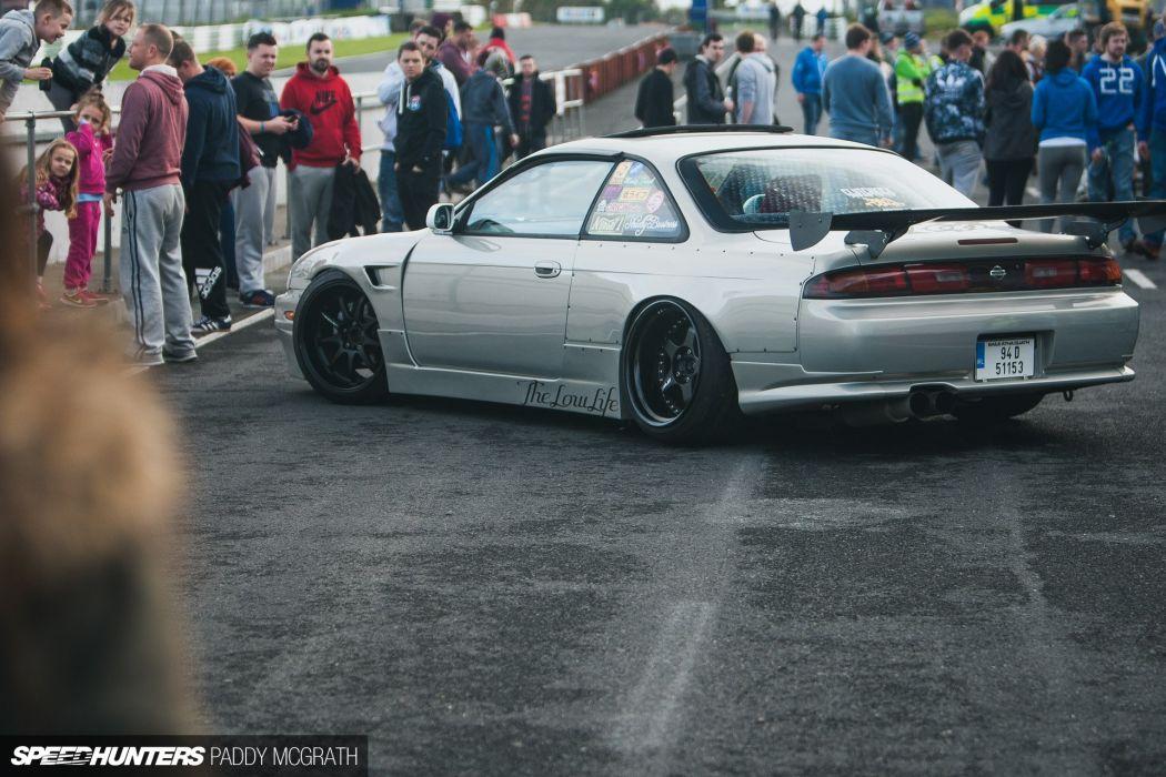 Nissan s14 Silvia custom tuning wallpaper
