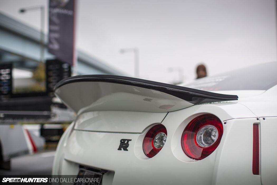 Nissan R35 GT-R custom tuning race racing drift wallpaper