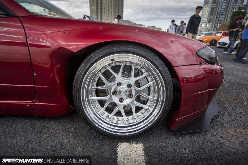 Nissan S15 Silvia custom tuning wallpaper