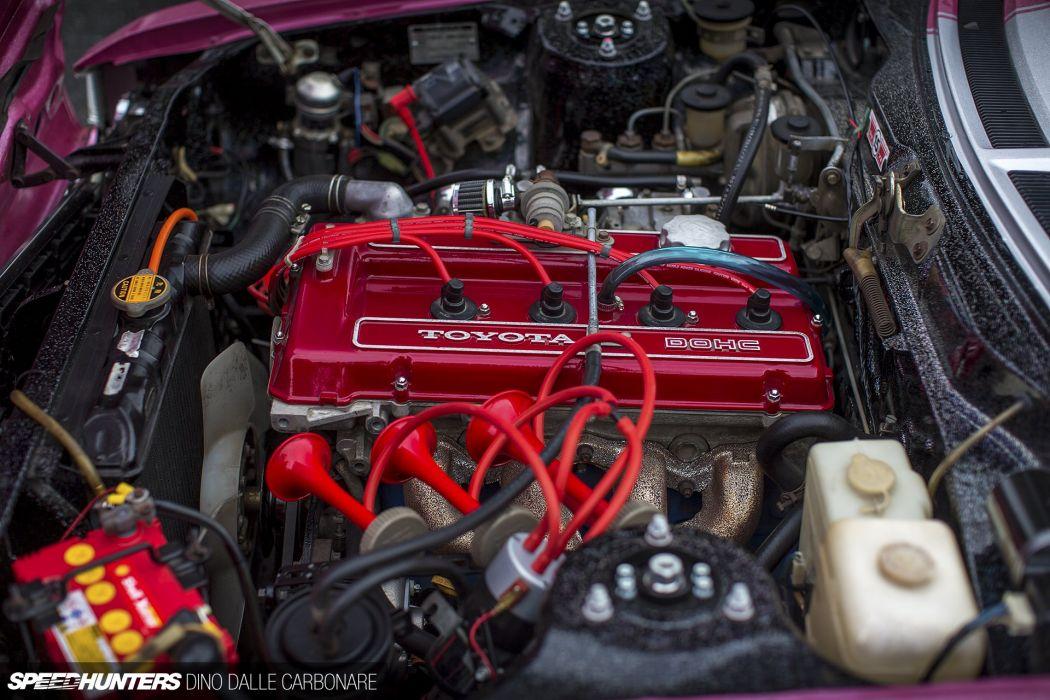 Toyota RA25 Celica custom tuning wallpaper