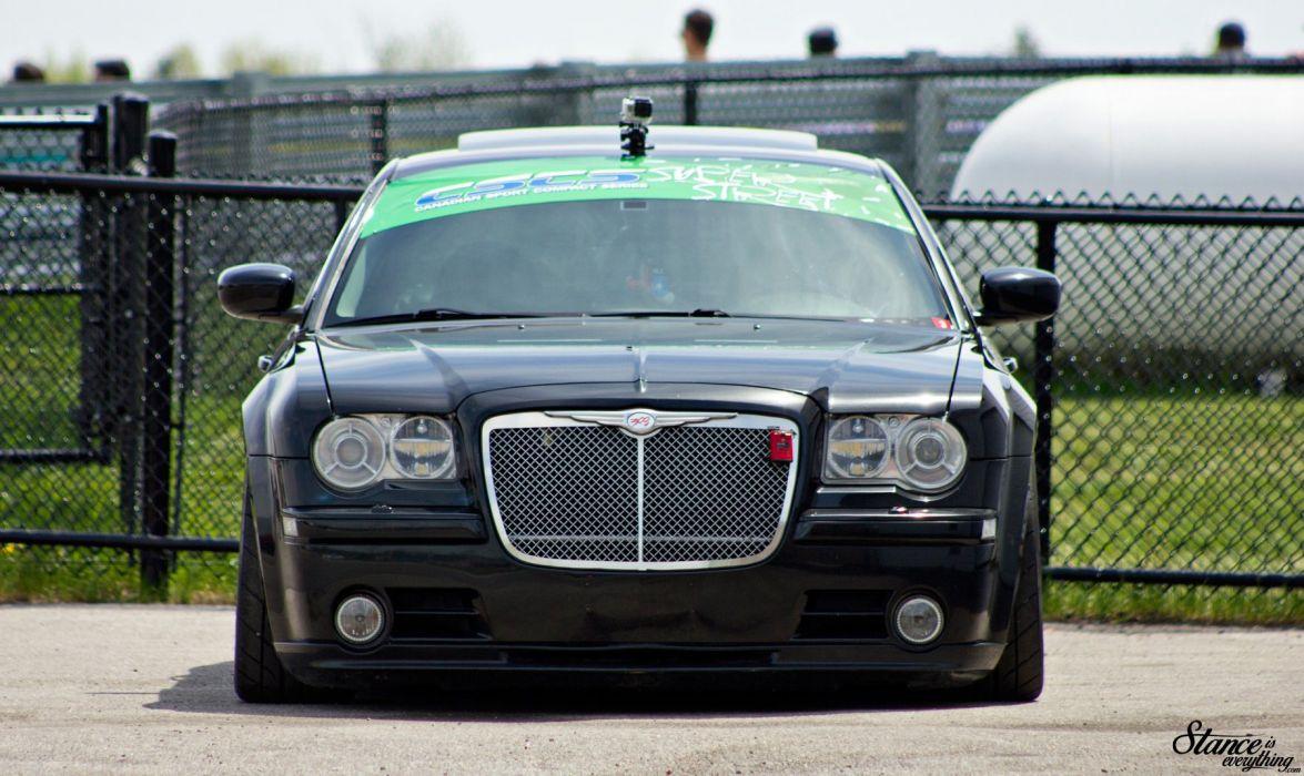 Chrysler 300C SRT8 tuning custom wallpaper