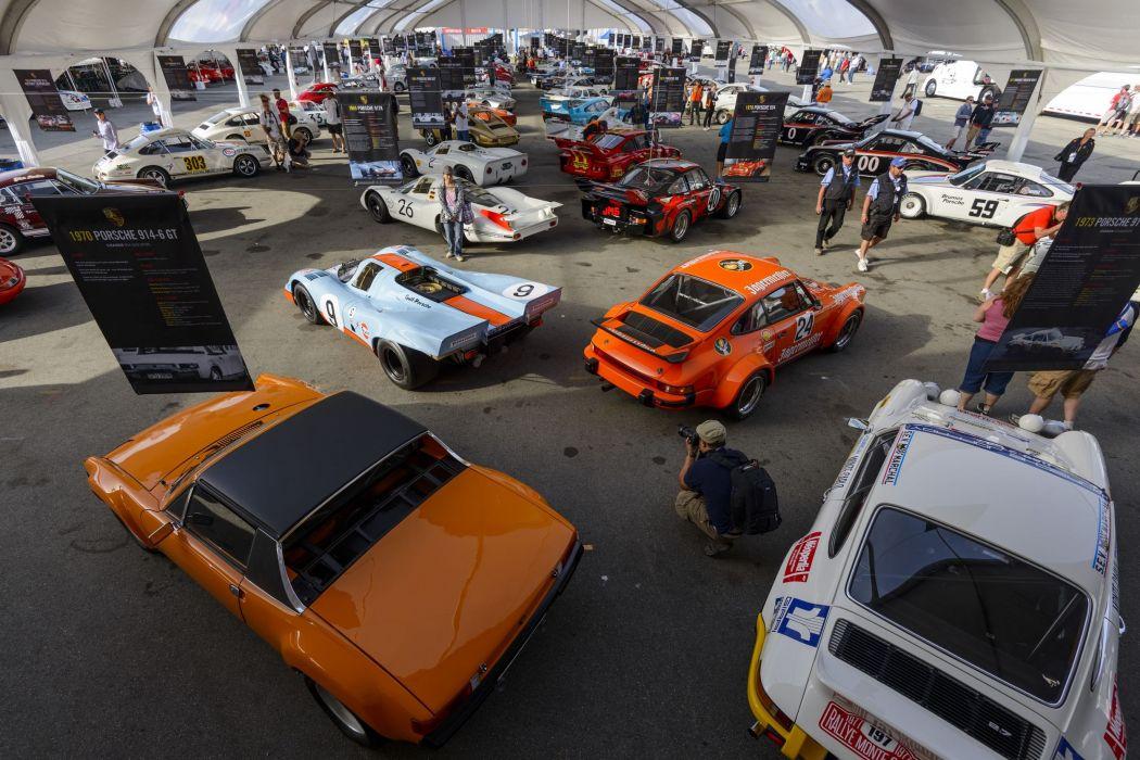 Porsche Rennsport rally race racing wallpaper