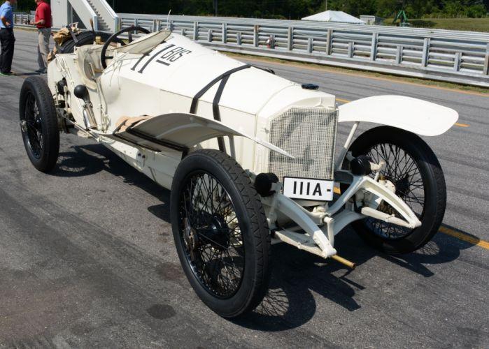 1914 Mercedes Grand Prix vintage race racing retro wallpaper