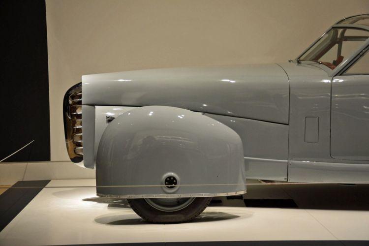 1948 TASCO custom supercar concept wallpaper