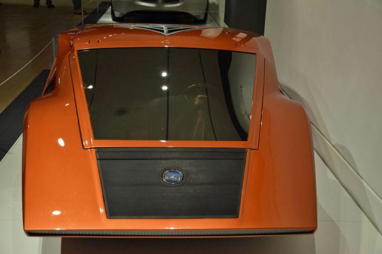 1970 Lancia Stratos HF Zero concept supercar bertone wallpaper