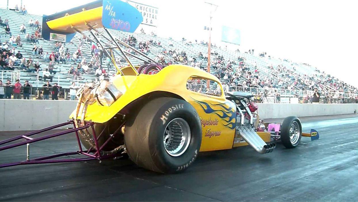 Fuel Altered drag race racing hot rod rods wallpaper