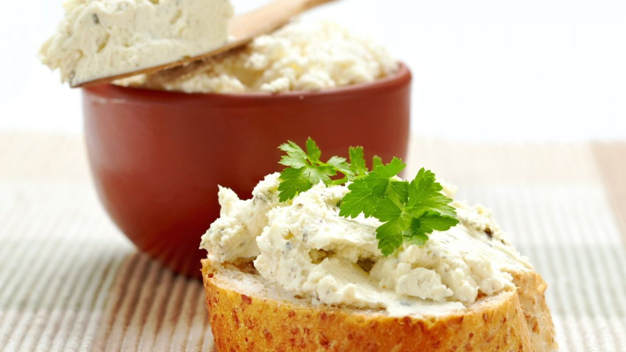 food bread cheese parsley fruits wallpaper