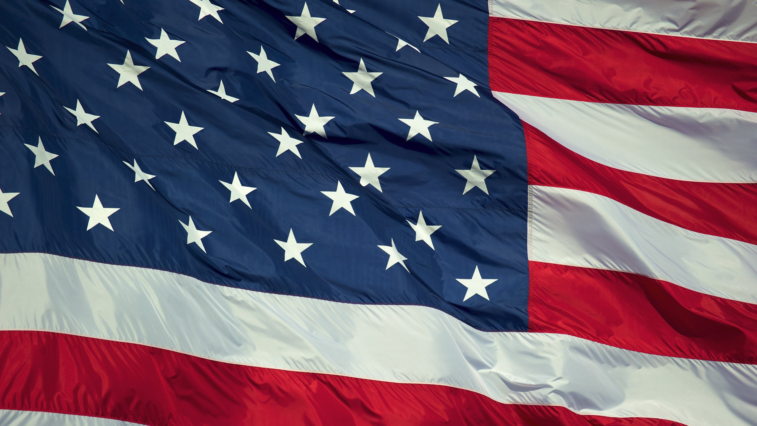 Bandera Estados Unidos Norte America Wallpaper 2560x1440