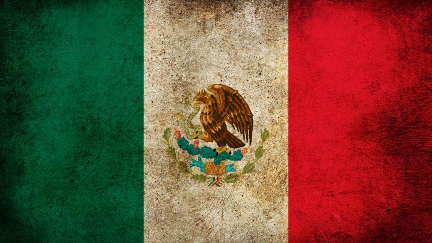 bandera mexico norte america wallpaper