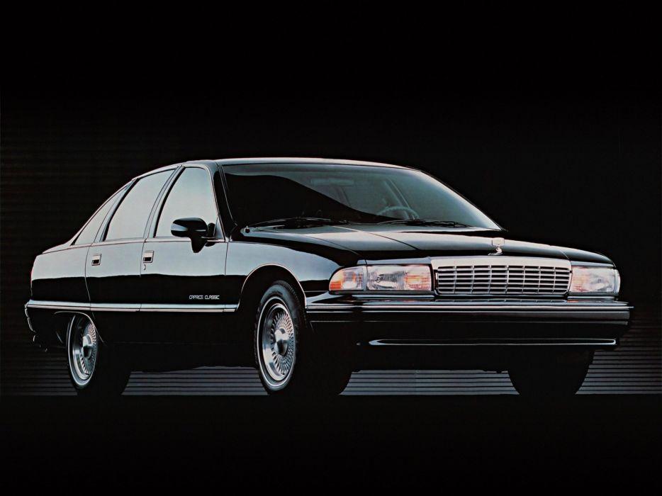 1992 Chevrolet Caprice Classic wallpaper