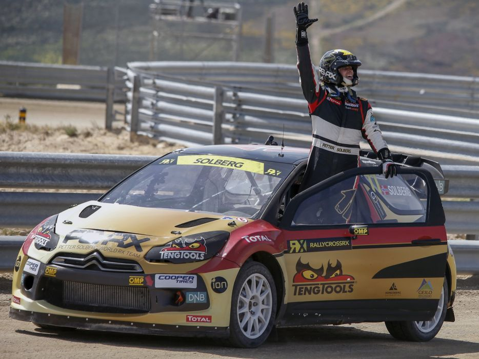 2014 Citroen DS3 R-X wrc rally race racing wallpaper