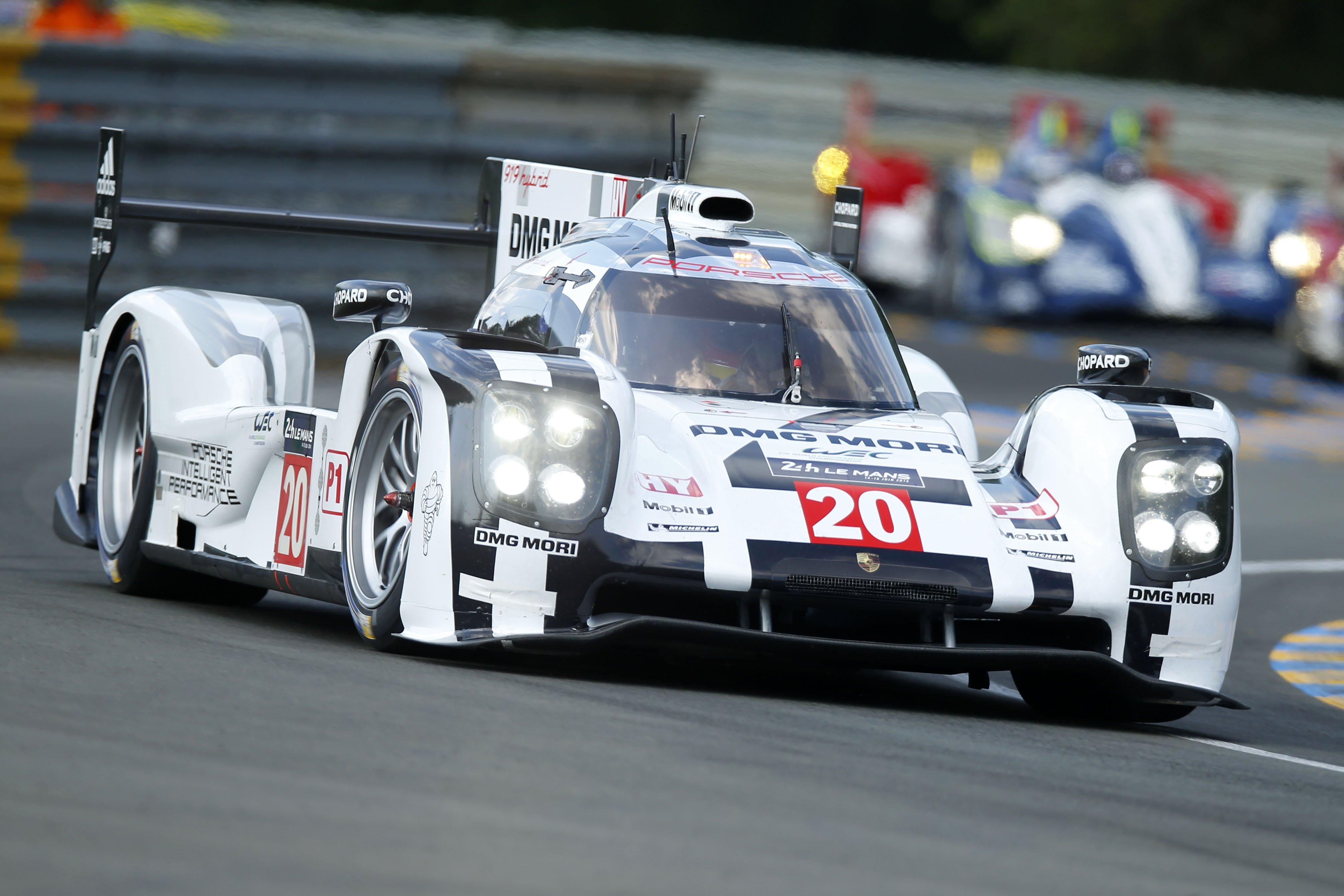 2014 Porsche 919 Hybrid Le-Mans race racing rally lemans wallpaper ...