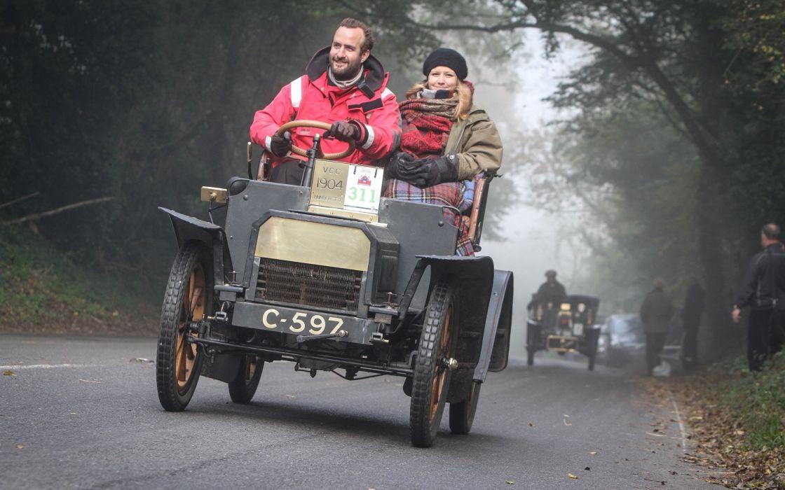 1899-1905 Bonhams Veteran Car Run vintage retro race racing rally wallpaper