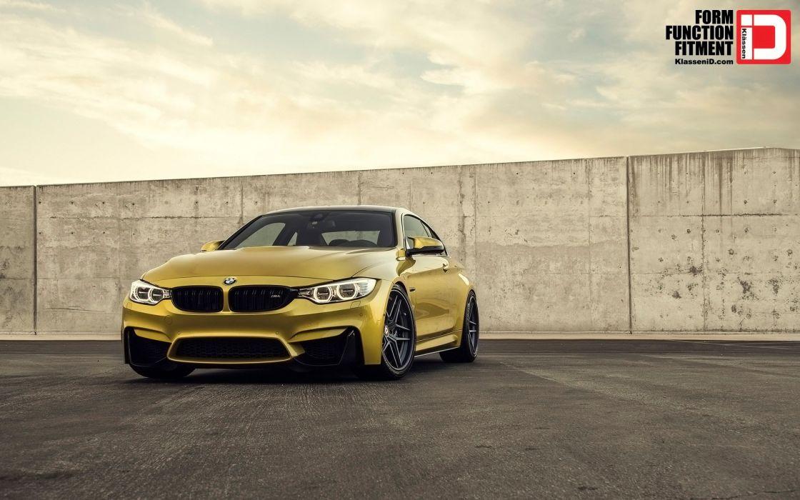 2015 Klassen BMW M-4 tuning wallpaper