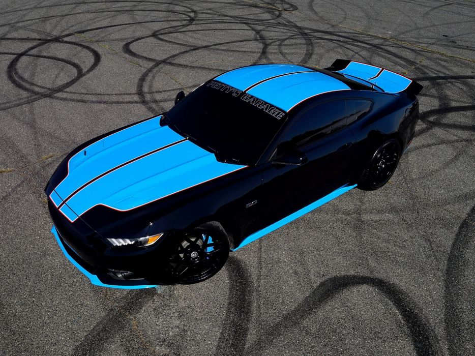 2015 Ford Mustang G-T Fastback Pettys Garage muscle tuning wallpaper