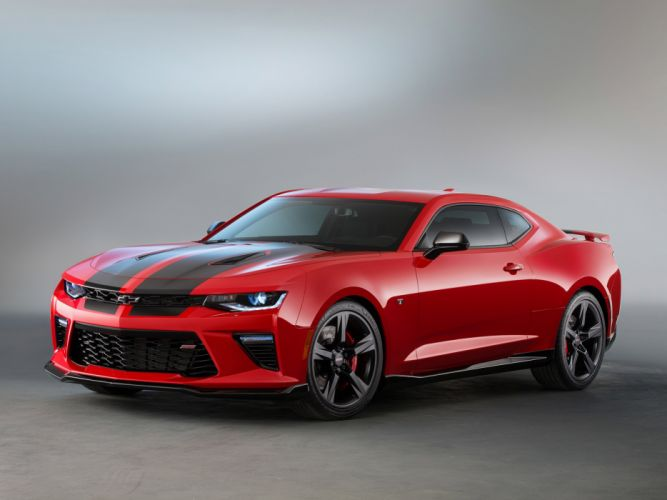 2015 Chevrolet Camaro S-S Black Accent Package Concept muscle wallpaper