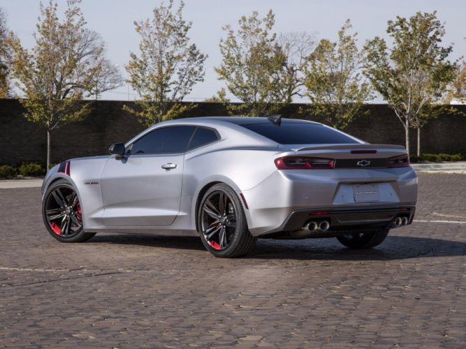 2015 Chevrolet Camaro Red Line Series Concept muscle wallpaper