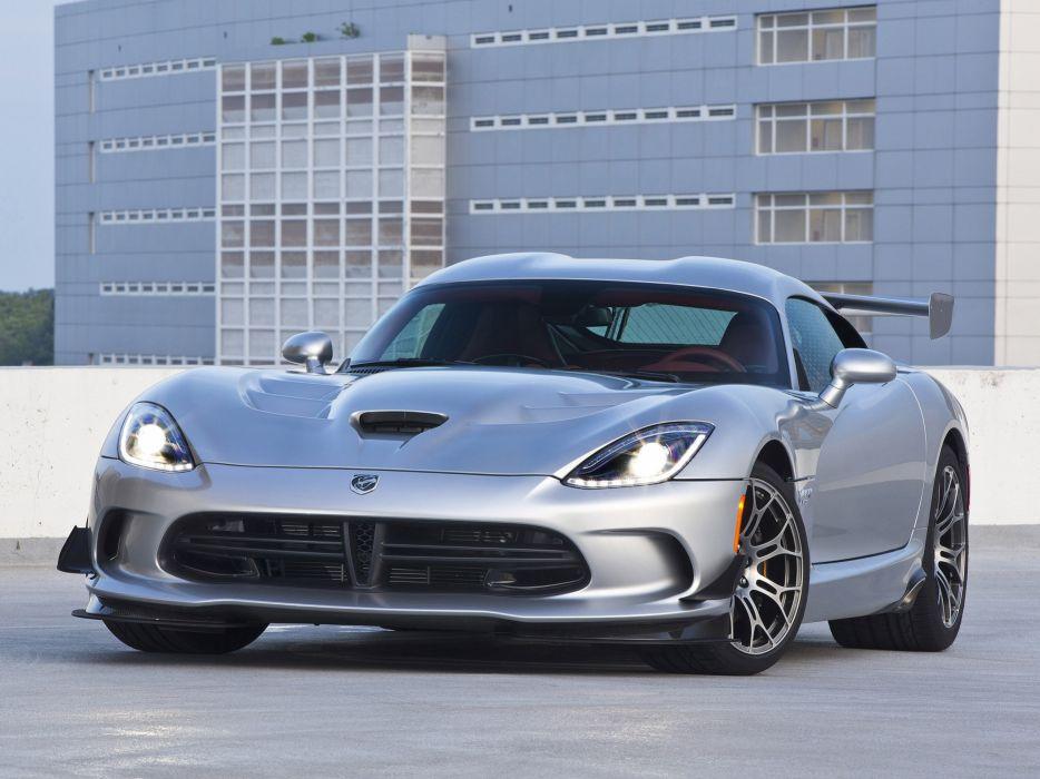 2015 Dodge Viper GTC T-A supercar muscle wallpaper