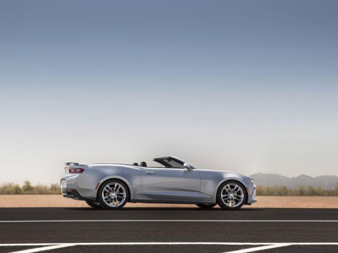 2015 Chevrolet Camaro S-S Convertible muscle convertible wallpaper