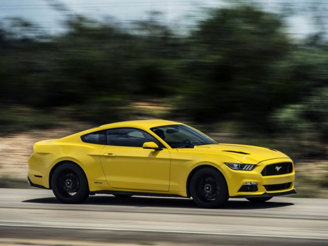 2015 Hennessey Mustang G-T HPE750 Supercharged muscle ford wallpaper