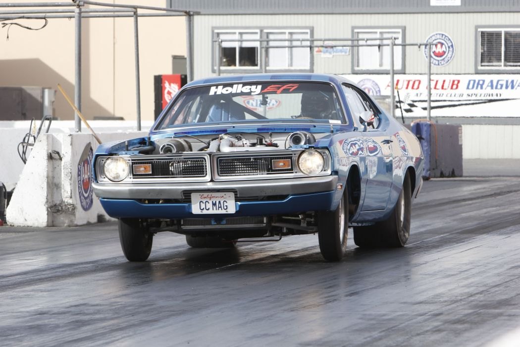 1971 Dodge Demon drag racing race mopar muscle hot rod rods wallpaper
