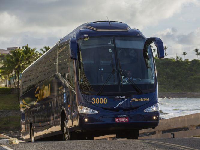 2012 Irizar i-6 bus transport semi tractor wallpaper