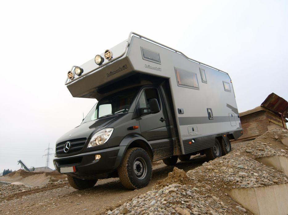 2014 Bimobil EX 510 906 mercedes benz motorhome camper van wallpaper