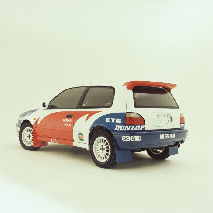 1990-94 Nissan Pulsar GTI-Rb RNN14 race racing rally gti wallpaper