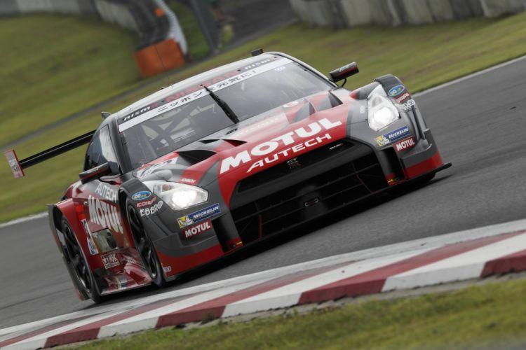2013 Nismo Nissan GT-R GT500 race racing rally super g-t wallpaper